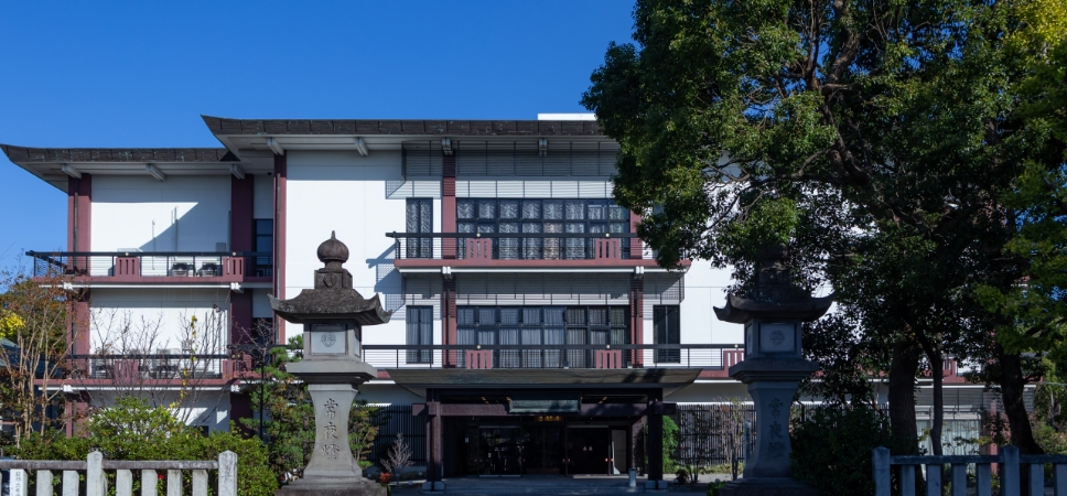 佐嘉神社記念館について